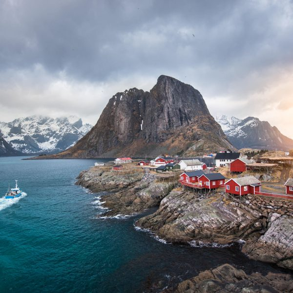 Photographing the Lofoten Islands, Norway