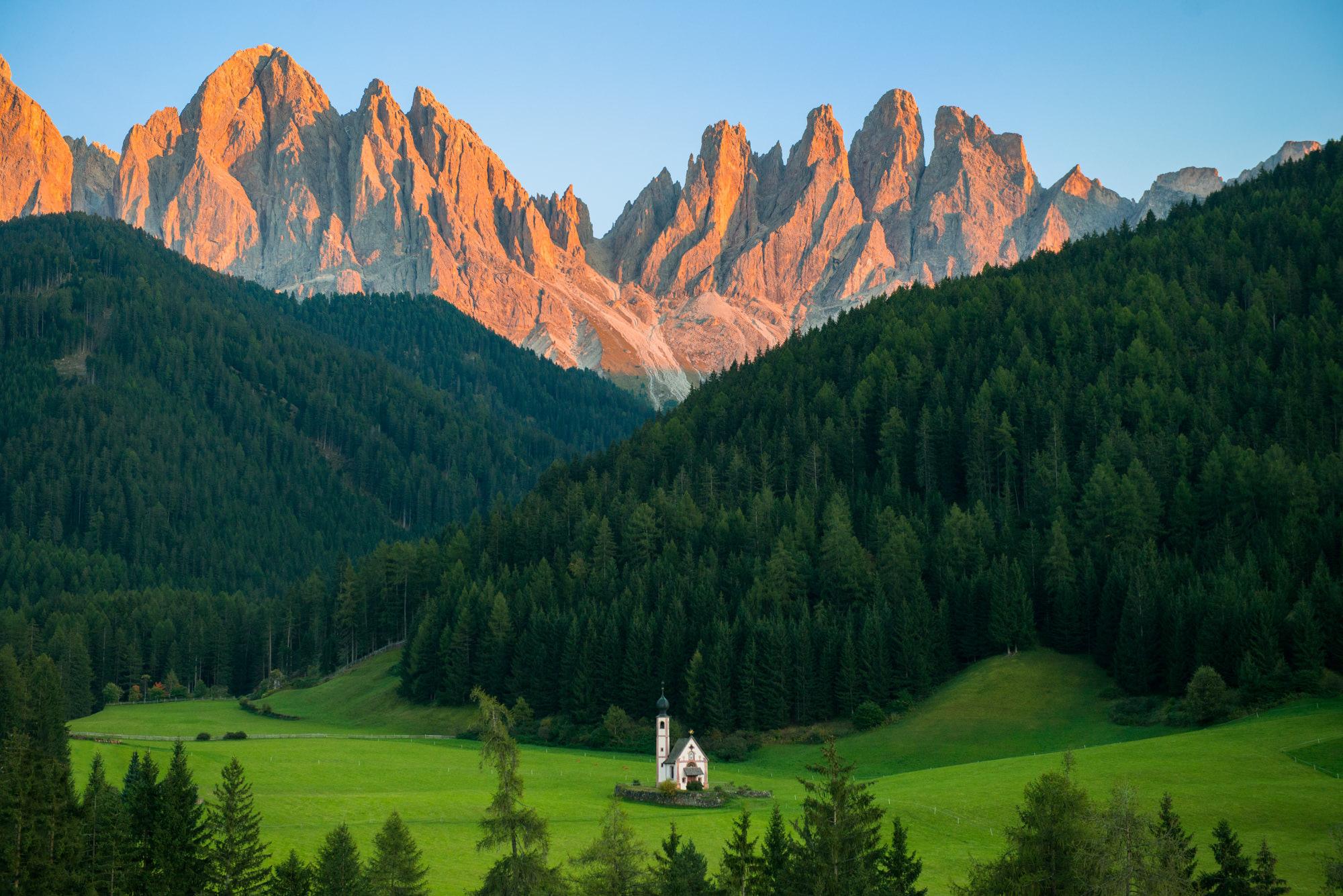 Landscape Photography Europe