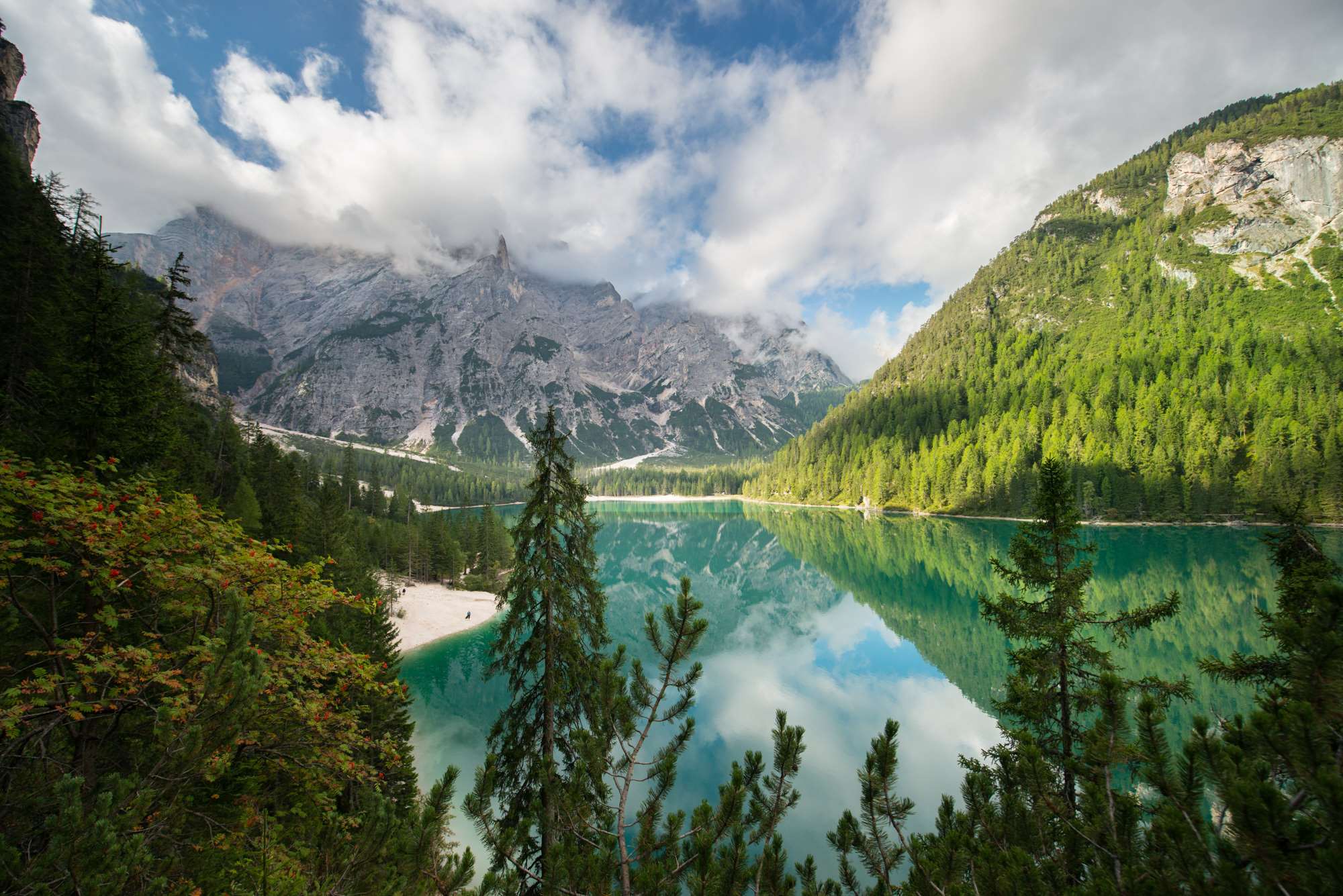 The most photographic spots in the dolomites italy for Best view of dolomites