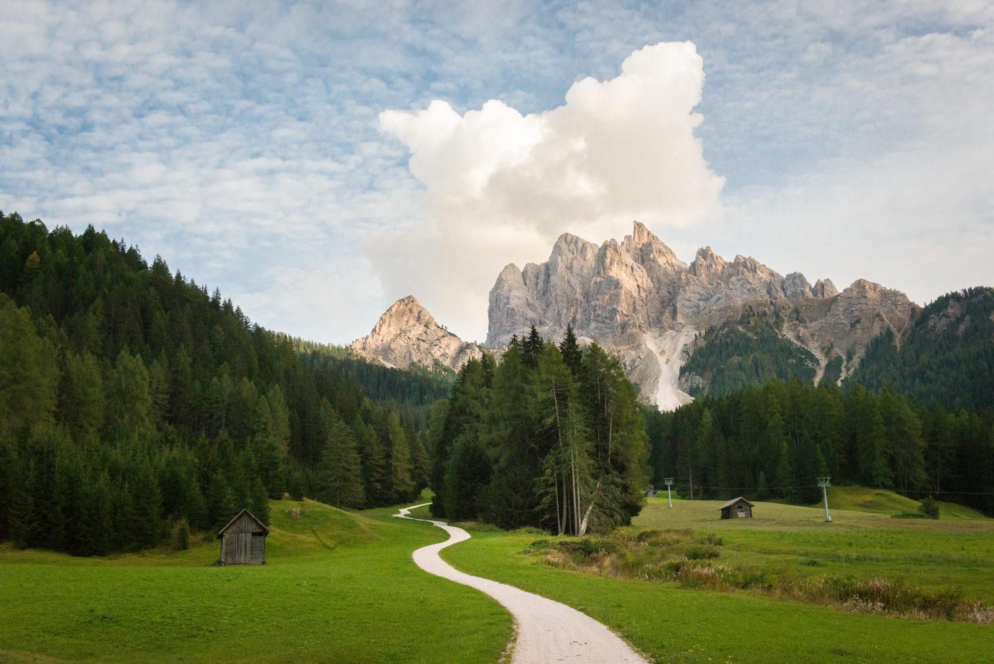 доломитовые альпы италия фото последним считается