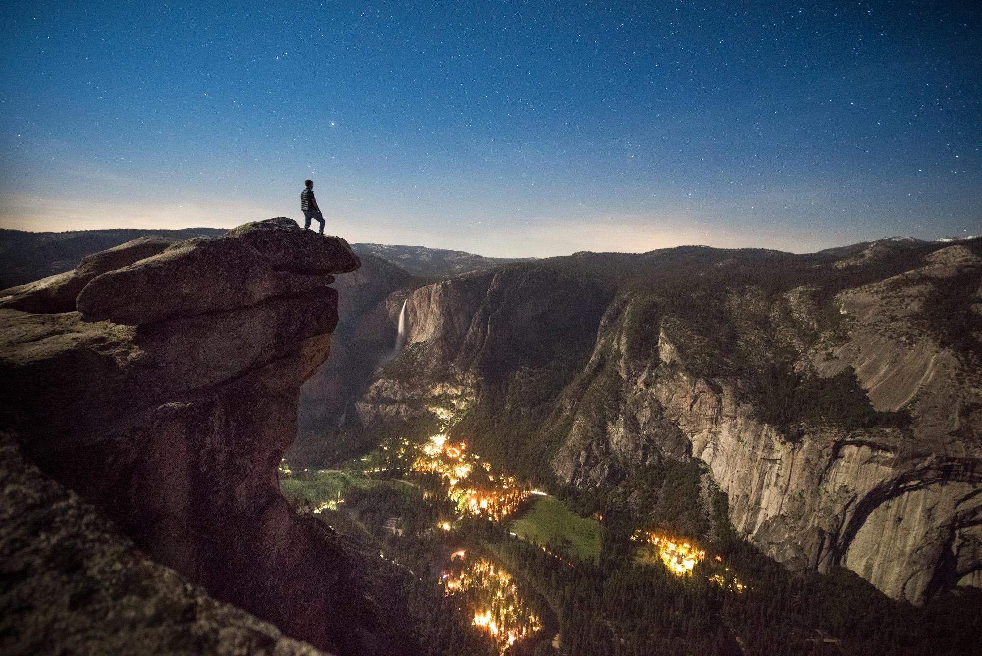 Exploring Yosemite National Park Tom Archer