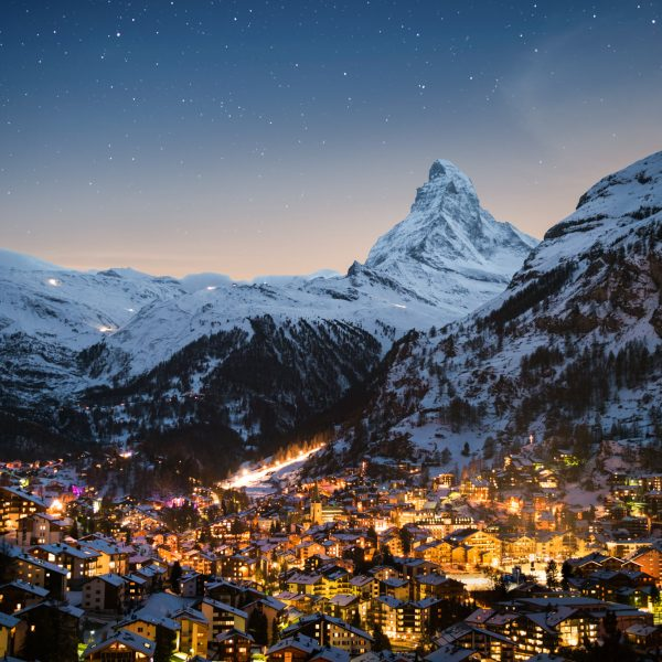 The Best View in Zermatt, Switzerland